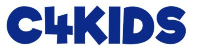 C4KIDS logo BLUE cropped